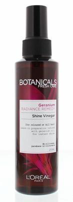 Loreal Botanicals radiance remedy shine vinegar 150ml