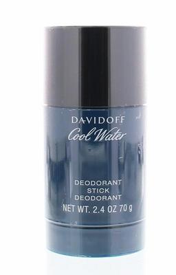 Cool water deodorant stick men