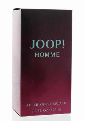 Joop Homme Aftershave Splash 75ml