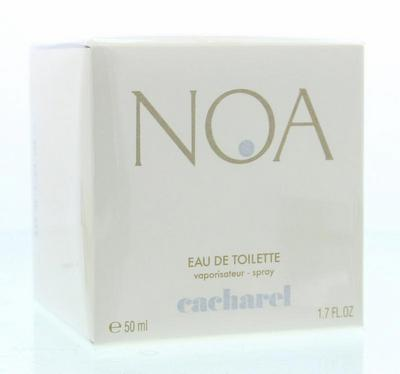 Cacharel Noa Eau De Toilette Vapo Vrouw 50ml