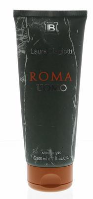 Laura Biagiotti Roma Uomo Showergel Special Edition 200ml