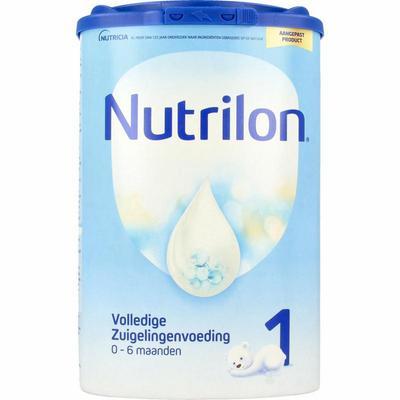 Nutrilon 1 Standaard Zuigelingenvoeding vanaf geboorte vanaf0mnd 850gram