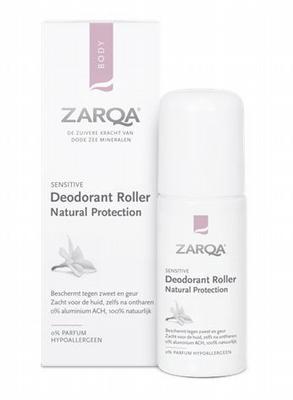 Zarqa Natural Protection Deodorant 50ml