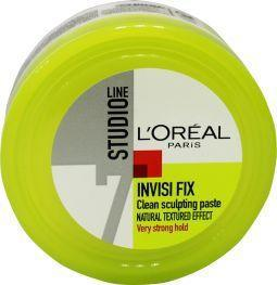 Loreal Paris Studio Line Invisi Fix Clean Modeling Wax 75ml