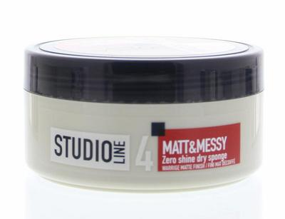 Loreal Paris Studio Line Matmessy Sponge Pot 150ml
