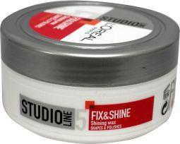 Loreal Paris Studio Line Fix and Shine High Gloss Wax 75ml
