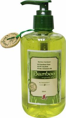 Bamboo Organic Handzeep 250ml