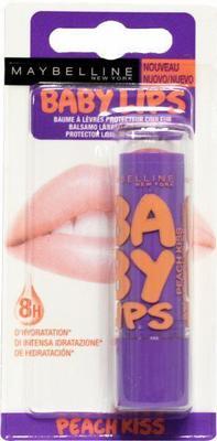 Maybelline Baby Lips Blister Peach Stuk