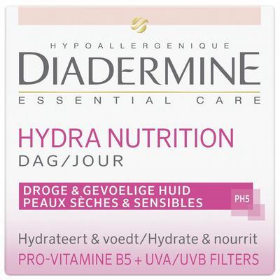 Diadermine Essential care hydra nutrition dagcreme 50ml