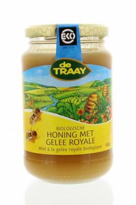 Traay Honing gelee royale eko 450g
