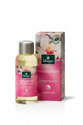 Kneipp Massageolie Amandel mini 20ml