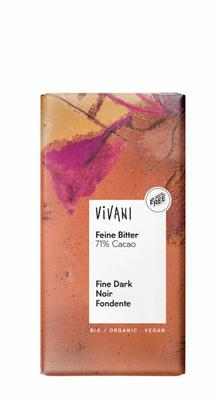 Vivani Chocolade puur 100g
