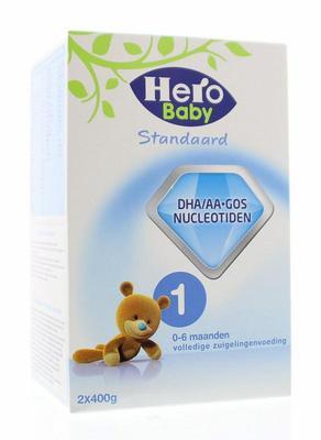 Hero Baby 1 Standaard 0-6 Maanden vanaf 0mnd 800gram