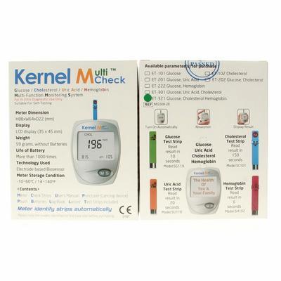 Testjezelf.nu Multicheck glucose cholesterol meter 1st