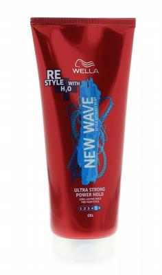 New Wave Ultra Strong Power Hold Gel 150ml