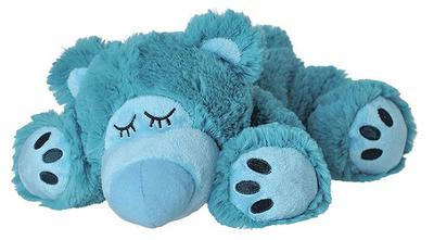 Volatile Warmies Warmte Dier Sleepy Bear Turquoise Stuk
