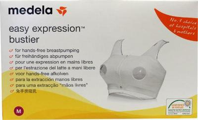 Medela Bustier easy espression wit maat M Mt M