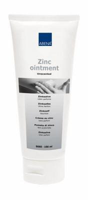 Abena Zinkzalf barriere creme 1x100 ml