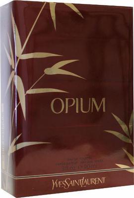 YSL Opium eau de toilette vapo 90ml