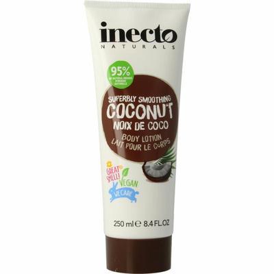 Inecto Coconut oil bodylotion 250ml
