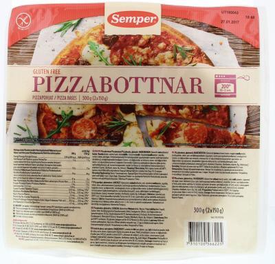 Semper Pizzabodems 2st