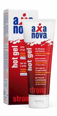Axanova Hot gel 125ml