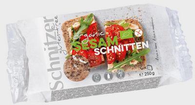 Schnitzer Sesambrood glutenvrij 250g
