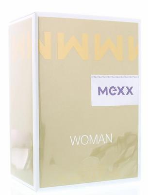 Mexx Woman Eau De Toilette Vapo 60ml