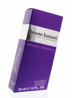 Bruno Banani Magic Woman Eau De Toilette 30ml