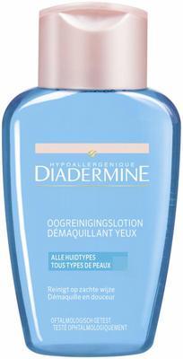 Diadermine Oogreinigingslotion regular 125ml