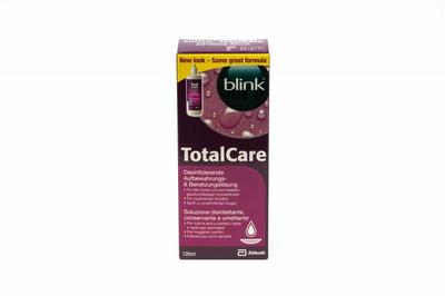 Totalcare Solution Lenzenvloeistof 120ml