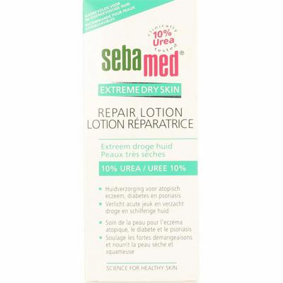 Sebamed Extreme dry urea repair lotion 10% 200ml