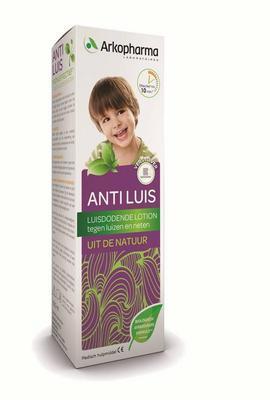 Anti Luis Anti luis lotion (natuurlijk) 100ml