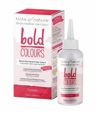 Tints Of Nature Bold fuchsia 1set