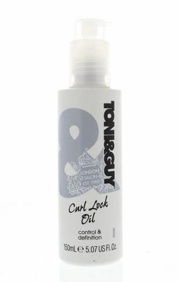 Toni & Guy Curl lock oil 150ml