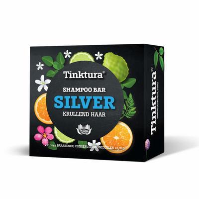 Tinktura Shampoo bar zilver 1st