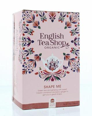 English Tea Shop Shape me 20bui