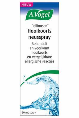 A Vogel Pollinosan hooikoorts neusspray 20ml