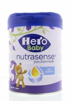 Herobaby 3 nutrasense peutermelk