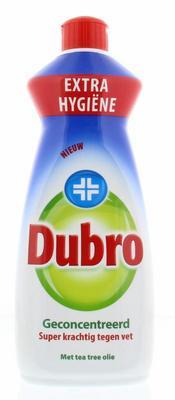 Dubro Handafwas extra hygiene 500ml
