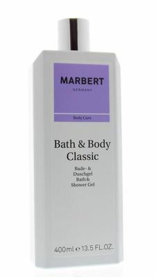 Marbert Bath and Body Classic Allover Bodylotion 400ml