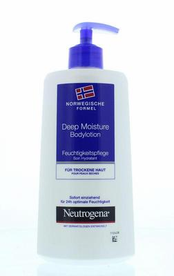 Neutrogena Deep Moisture Bodylotion 400ml