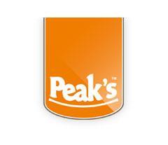 Peaks Free From free kleefrijstmeel 400g