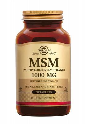 Solgar MSM 1000 mg