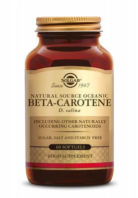 Solgar Bèta-Carotene 7 mg