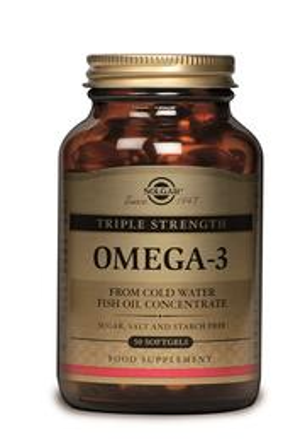 Solgar Omega-3 Triple Strength